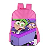 The Fairly OddParents Cosmo School Backpack Bag