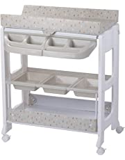 Safety 1st DOLPHY 'Warm Gray' - Mueble Cambiador, color beige