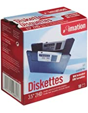 IMATION 10xMF2HD 1,44 MB 3,5inch 8,9 cm Diskette