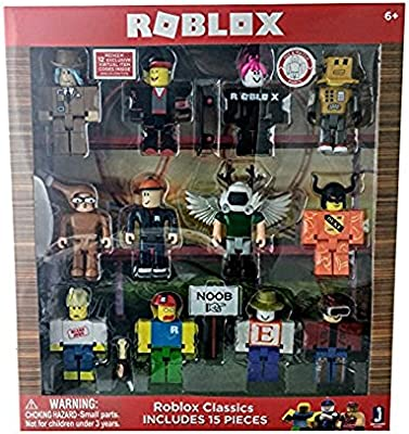 NEW Roblox Toys Eric.cassel Eric Series 1 Box Figures w// Virtual Codes