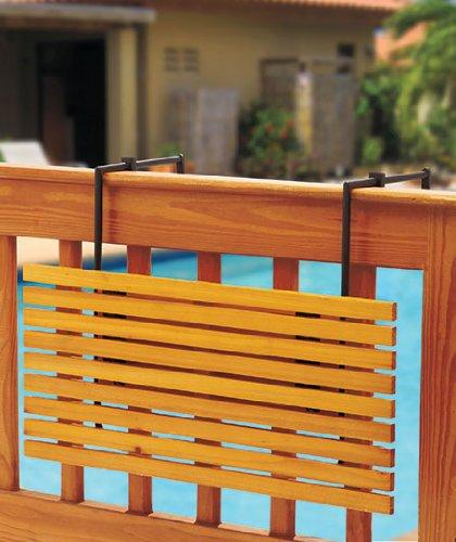 Wonderful Amazon.com : Natural Folding Deck Table (Natural) : Patio, Lawn U0026 Garden