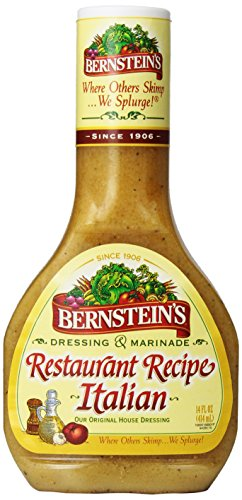 Bernstein's Dressing, Restaurant Recipe Italian, 14 oz