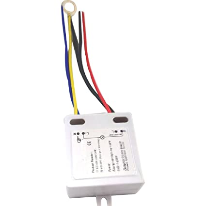 220v on off touch switch for metal body lamp energy saving light by220v on off touch switch for metal body lamp energy saving light by hwydo amazon co uk diy \u0026 tools