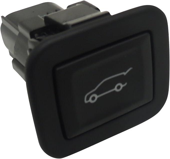 Cadillac SRX All Wheel Drive Rear Liftgate SRX4 Emblem NAMEPLATE new OE 25928690