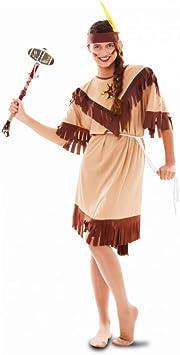 Disfraz de India Tótem para mujer: Amazon.es: Juguetes y juegos