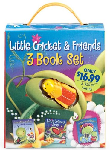 Read Online Little Cricket and Friends Novelty Pack pdf epub
