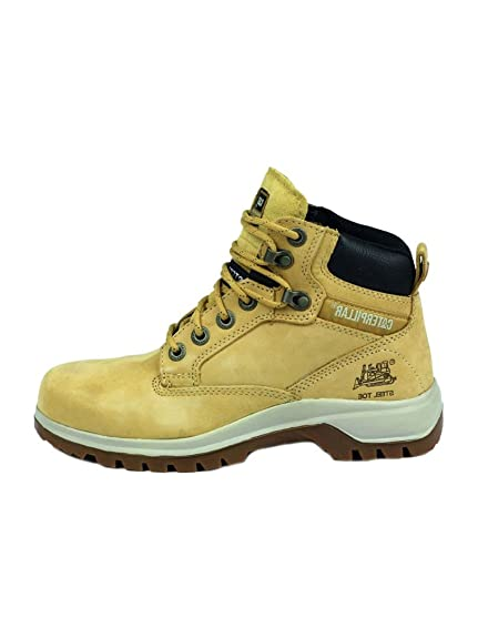 bdcc52a3392 Caterpillar Womens Kitson Safety Work Boots: Amazon.co.uk: Shoes & Bags