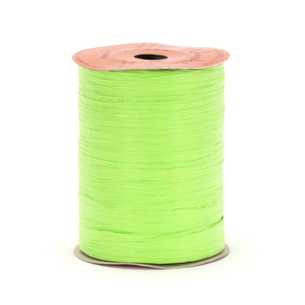 100-Yard Spool Royal Berwick Wraphia II Matte Paper Craft Ribbon