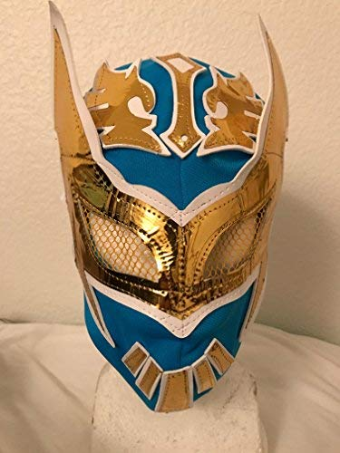 SIN CARA BLUE KIDS LUCHA LIBRE MASK LUCHA KALISTO for $<!--$9.99-->