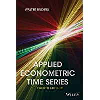 Applied Econometric Time Series (Wiley Series in Probability and Statistics)