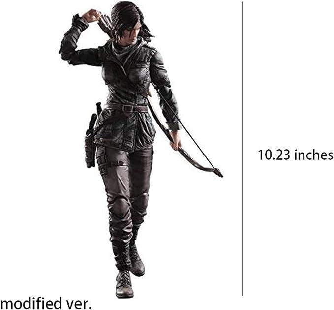 Yanshangqi Rise of The Tomb Raider Lara Croft Juego Artes Figura ...