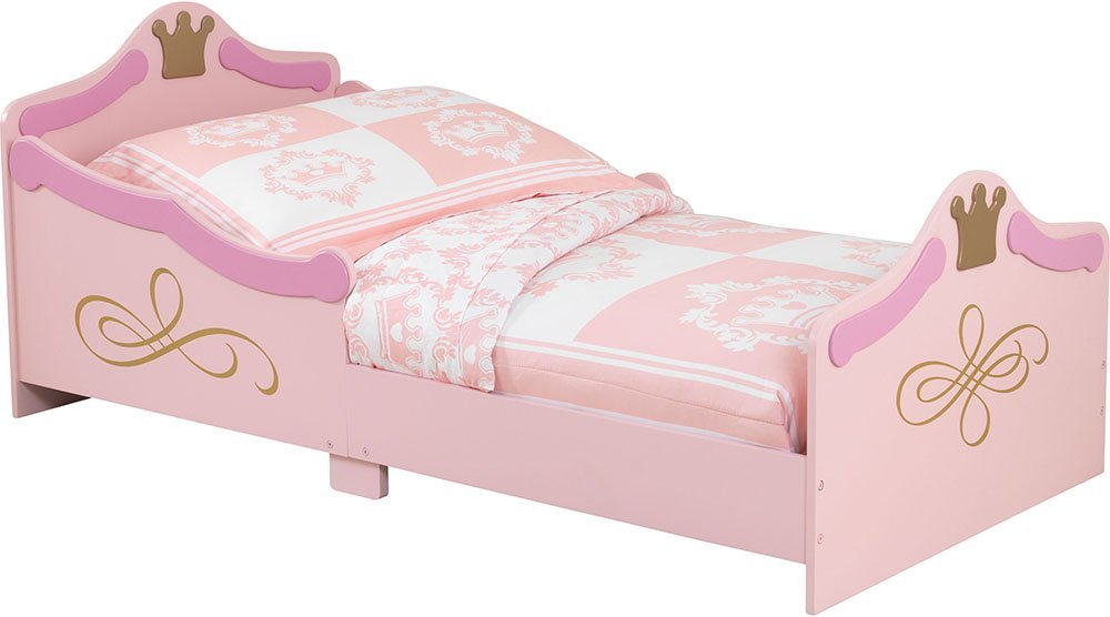 Kidkraft Prinzessin Bett - kidkraft princess toddler bed