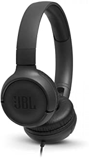 Fone de Ouvido Tune 500, JBL, Preto