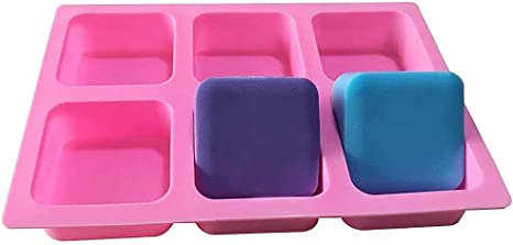 Silicone Oval Mold for DIY Crafts /& Soap Bar Making Oval Ellipse Shaped Silicone Soap Mould for Soap Bread Cheesecake Cupcake Brownie Cake Muffin Cornbread