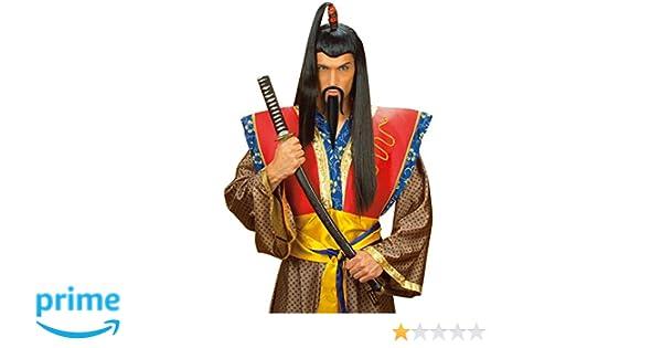 NET TOYS - Peluca para disfraz de adulto de 6 a 99 años (0855J): Amazon.es: Juguetes y juegos