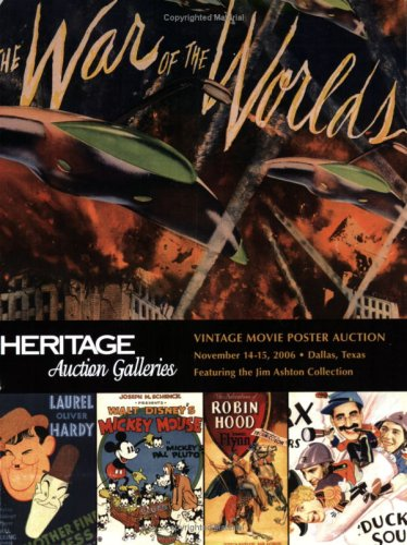 Heritage Auction Galleries: Vintage Movie Poster Auction - November, 2006 ()