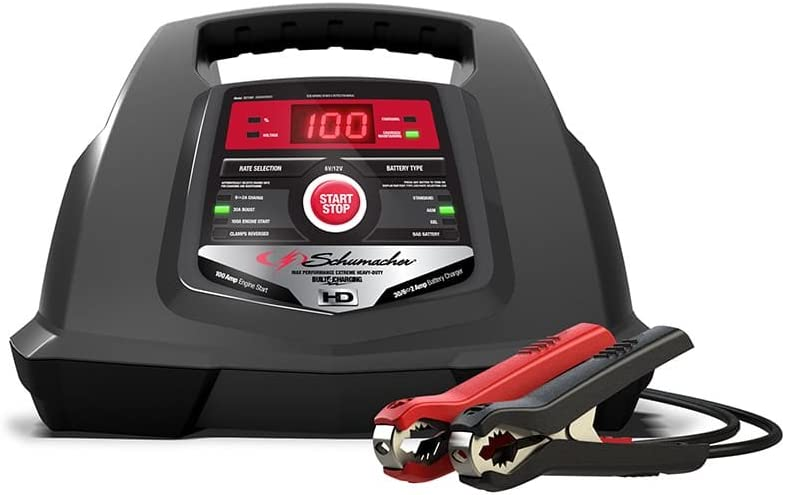 Schumacher SC1281 Deep Cycle Battery Charger