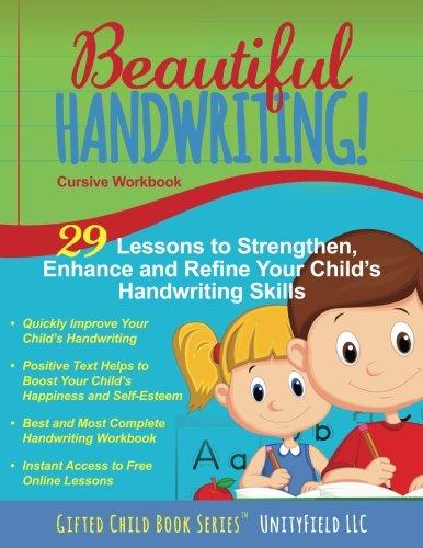 Beautiful Handwriting!: Cursive Workbook