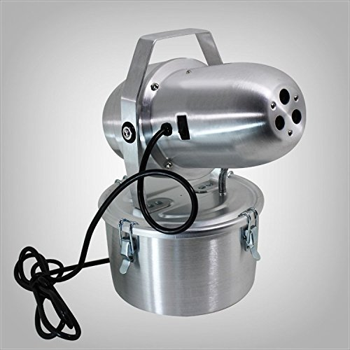 - Silver Bullet REFURBISHED FOGGER ULV Non-Thermal Cold Triple Jet Mold PEST Mosquito FOGGER