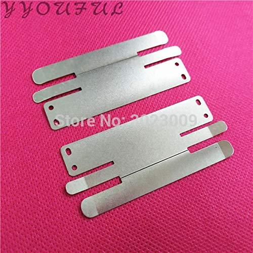 (Printer Parts Eco Solvent Printer Yoton JV33 JV5 CJV30 DX5 Paper Pressure clamp Plate Media Guide 2pcs)