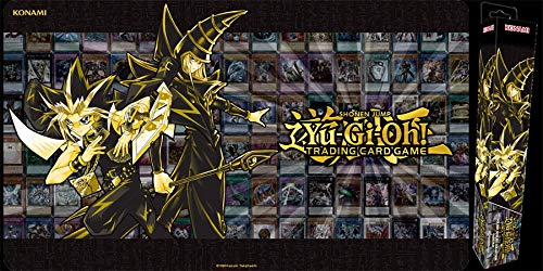 - Konami Yu-Gi-Oh! TCG: Golden Duelist Collection Game Mat