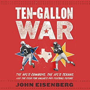 Ten-Gallon War Audiobook