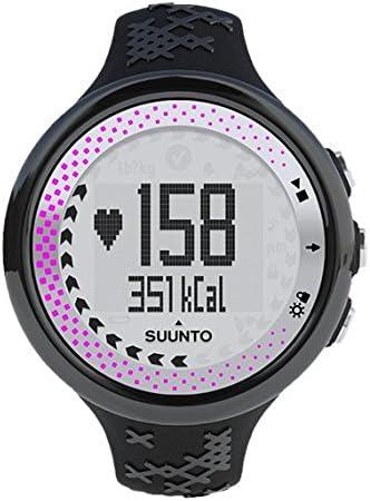 スント(SUUNTO) 腕時計 M5 シルバーピング 3気圧防水 心拍計測 [日本正規品 メーカー保証2年] SS020233000