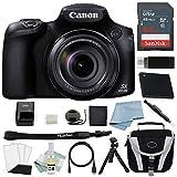 Canon Powershot SX60 HS Bundle + Deluxe Accessory Kit - Including...