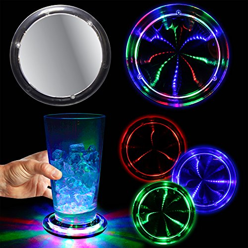 LED Light Up Multi Color Tunnel Drink -
