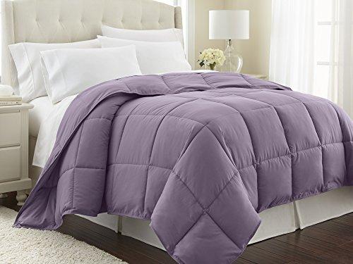 Southshore Fine Linens - Vilano Springs - - Down Alternate Weight Comforter - Lavender - Full/Queen
