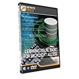 Learning Visual Basic For Microsoft Access - Training DVD - 7 Hours of Tutorial Videos