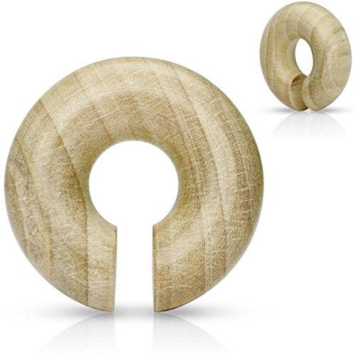 00 plugs wood - 9