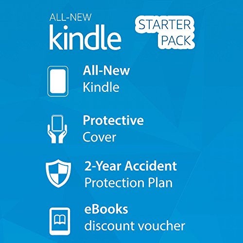 Kindle starter pack with all new kindle e reader black mrp rs kindle starter pack with all new kindle e reader black mrp rs 5999 nupro slimfit cover for kindle mrp rs 999 amazon kindle store fandeluxe Images