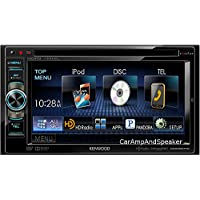 Kenwood DDX-5901HD Excelon 6.1 Double-DIN DVD Receiver with Built-In Bluetooth