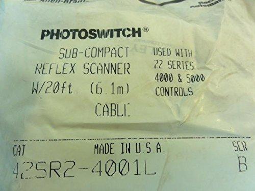 Allen-Bradley 42SR2-4001L Sub-Compact Reflex Scanner