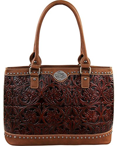 montana-west-womens-trinity-ranch-tooled-design-handbag-brown-one-size