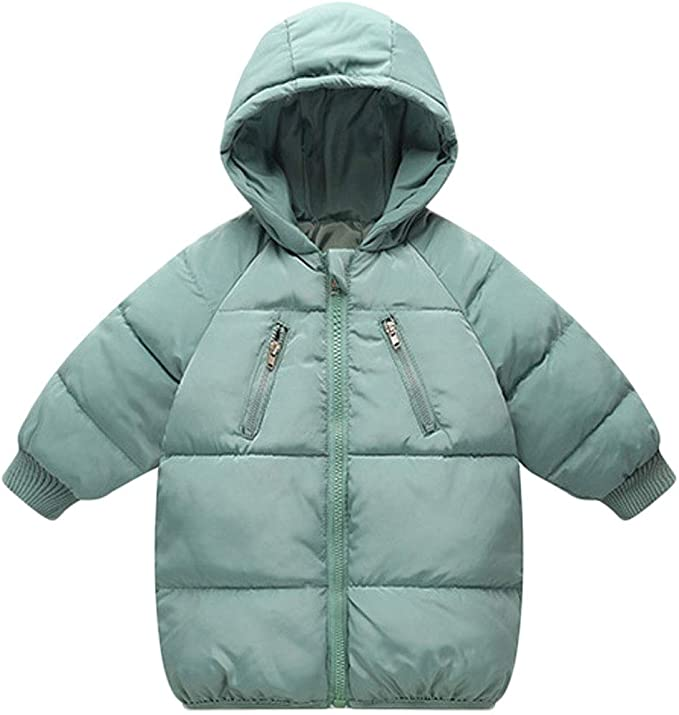 LANBAOSI Baby Boys Girls Winter Coat
