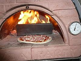 Horno de Leña 52 x 50 Pizza Party Subito Pronto al Uso ...