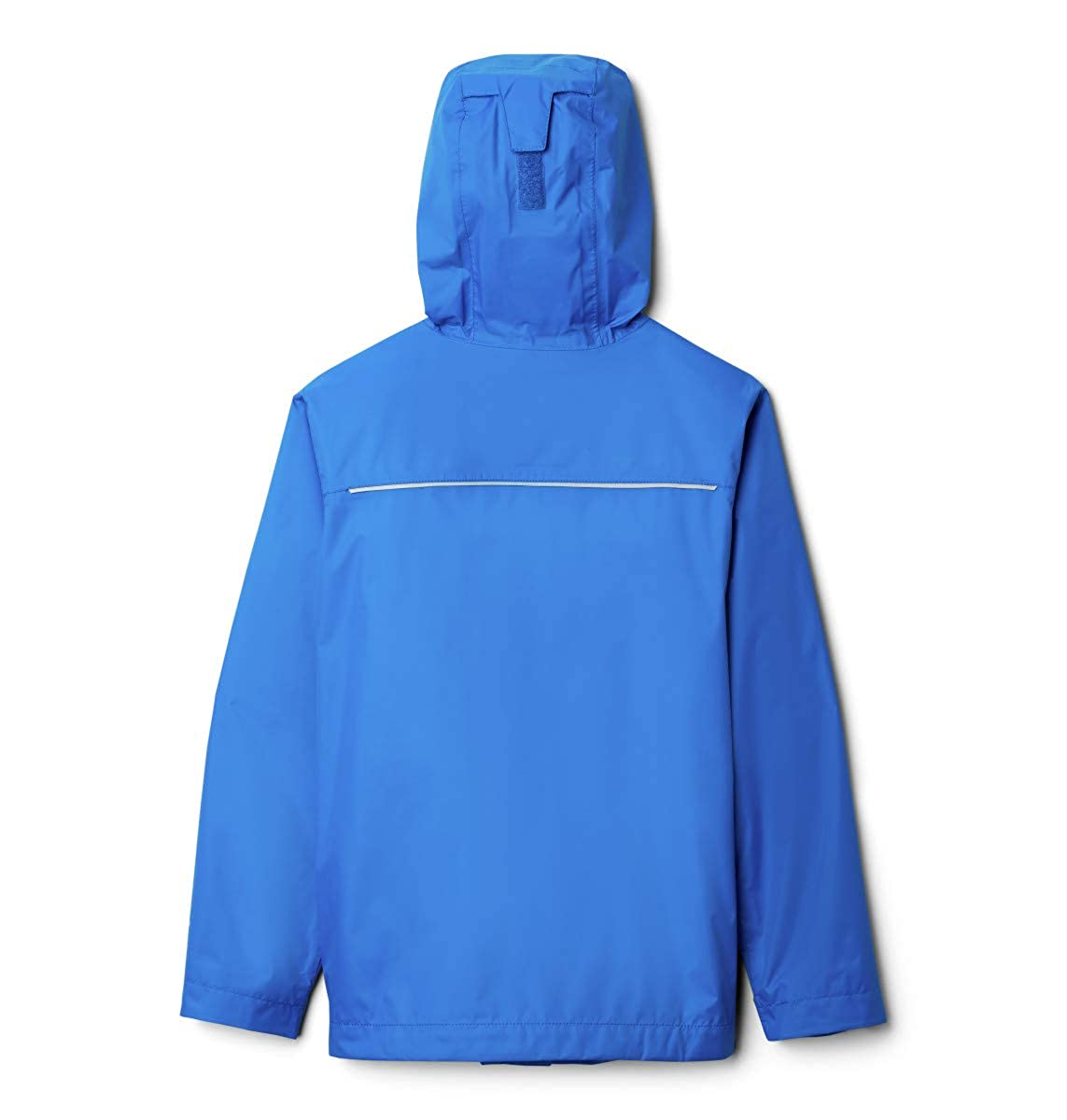 Small Super Blue Columbia Boys Little Watertight Jacket Waterproof and Breathable