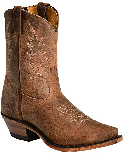American Boots Walking Women 50 Brown Cowboy c 2617 Boots Bo normal rqSFxEPrw
