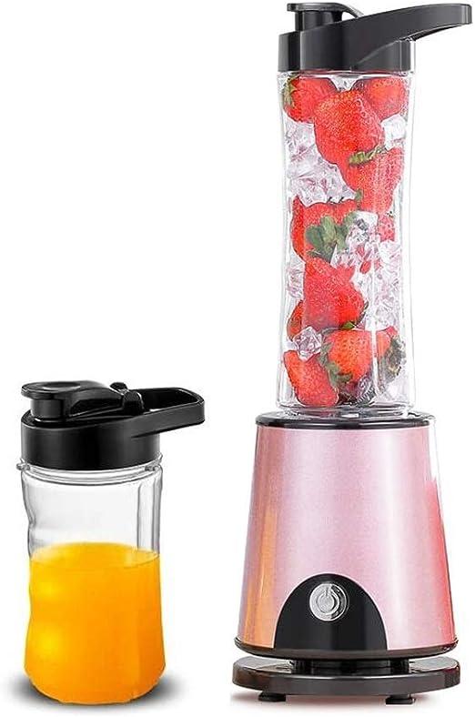 QQB Licuadora Personal de 300 vatios con Botella portátil sin BPA ...