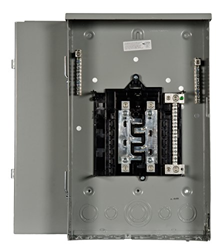 200 amp panel outdoor - 8