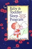 Baby and Toddler Sleep Program, John Pearce, 1555611753