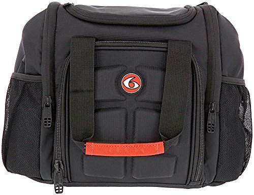 6 Pack Fitness Bag Mini Innovator 2015 Limited Edition Black