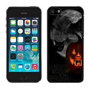 Best Buy Iphone 5C TPU Rubber Protective Skin Halloween Black iPhone 5C Case 4