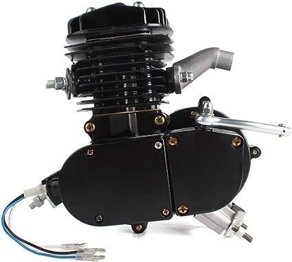 Kinbelle 80cc - Kit de motor de 2 tiempos para bicicleta ...