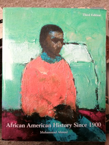 Title: AFRICAN-AMER.HIST.SINCE 1900 >