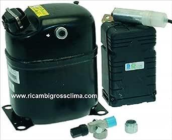 Compresor nevera EL Unite hermetique caj4461y: Amazon.es ...