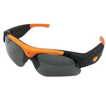 JOYCAM Gafas de sol Polarizadas con Cámara HD 720P DVR Gafas de Video Grabación Fotografía (