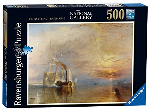 500pc The Fighting Temeraire Jigsaw Puzzle
